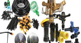 فروش تجهیزات آبیاری تحت فشار با قیمت ویژه