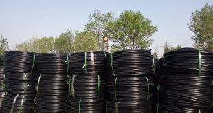 فروش اینترنتی لوله های آبیاری قطره ای ارزان