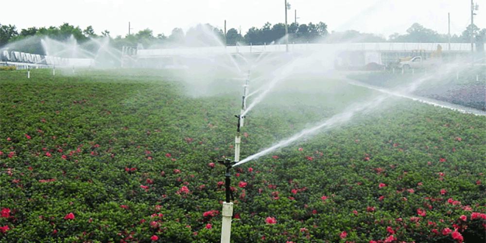 فروش تجهیزات آبیاری بارانی در اصفهان